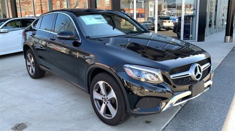 New 2019 Mercedes-Benz GLC GLC 300 Coupe